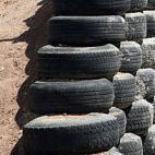 Reclaimed Tires